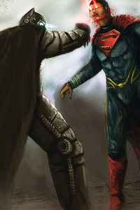 Batman VS Superman Artworks