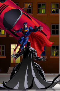 Batman VS Superman Battle