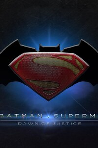 Batman vs Superman Logo