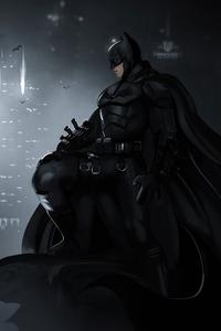 Batman Wayne Enterprises 4k