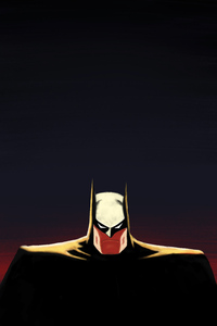 1125x2436 Batman Why Not