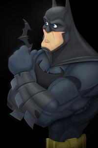 Batman With Batrage