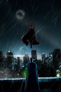 Batman With Kryptonite