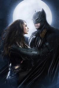 Batman Wonder Woman 4k 2021
