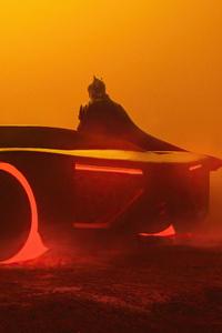 Batman X Blade Runner 5k
