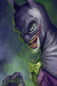 2160x3840 Batman X Joker