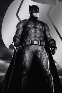 Batman Zack Synder Poster 4k