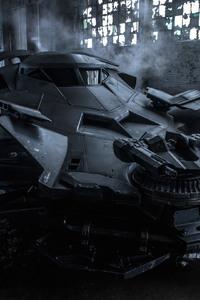 320x480 Batmobile 5k