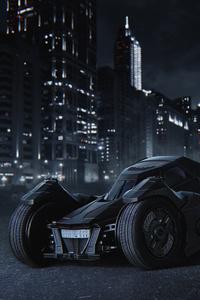 Batmobile Batman Ride