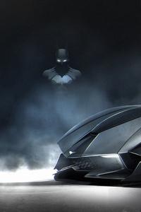 Batmobile New