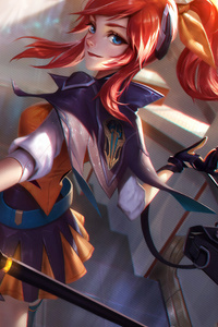 Battle Academia Lux League Of Legends