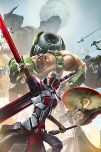 Battleborn Game 2