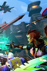 Battleborn Game 4k
