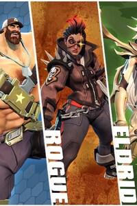 Battleborn Game Collage