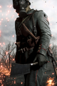2160x3840 Battlefield 1 4k 2019