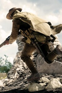 640x1136 Battlefield 1 Ea Games