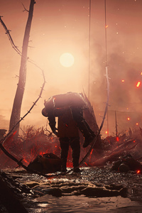 2160x3840 Battlefield 1 Friends From Mud