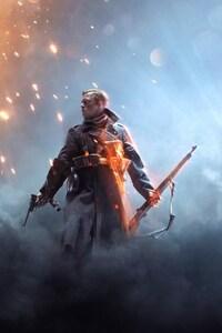 1280x2120 Battlefield 1 Game Art