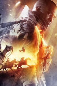 Battlefield 1 Game QHD