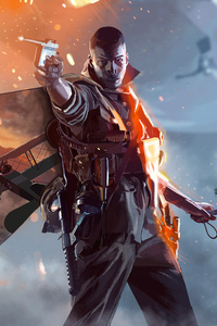 Battlefield 1 Illustration