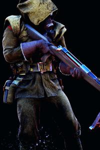 1080x2280 Battlefield 1 Solider