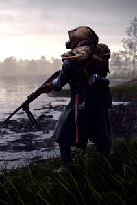Battlefield 1 Tank Hunter