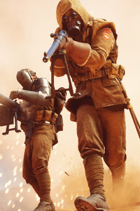 Battlefield 1 Three Amigos