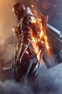 1280x2120 Battlefield 1 Video Game