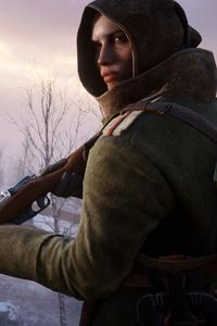 Battlefield 1 Warrior 4k