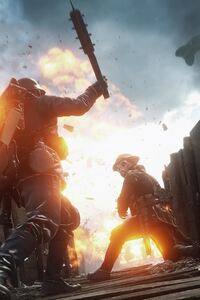 Battlefield 1 Weapons