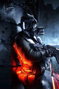 720x1280 Battlefield 3 12k