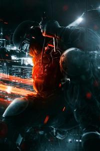 240x400 Battlefield 3 4k 2020