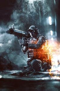 480x854 Battlefield 4 2019 4k