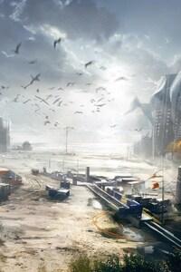 Battlefield 4 Concept Art