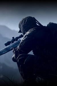 1242x2688 Battlefield 4 Soldier
