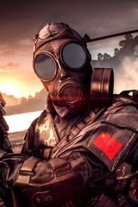 720x1280 Battlefield 4 Video Game