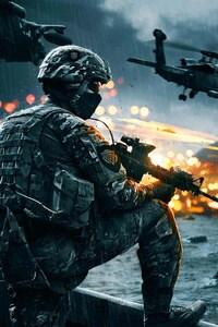 1440x2560 Battlefield 4