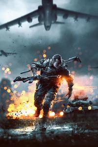 2160x3840 Battlefield Game 2019