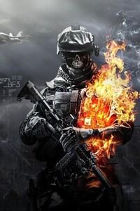 1080x2160 Battlefield Game