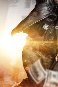 1080x1920 Battlefield Hardline Robbery Game