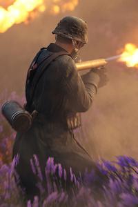 750x1334 Battlefield V 2020 4k