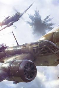 Battlefield V War Planes