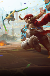 Battlerite Game