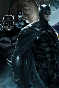 320x480 Batverse
