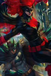 240x320 Batwoman 4k 2020 Artwork