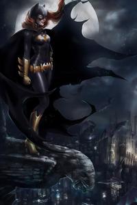 Batwoman 4k Art
