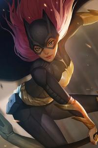 1125x2436 Batwoman 4k New