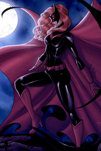 Batwoman Art 2019