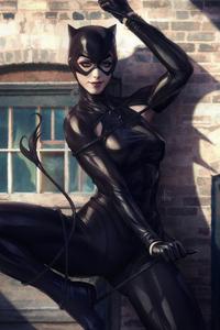 640x960 Batwoman Art 4k