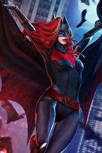 240x320 Batwoman Artnew